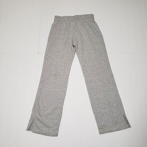 NIKE sweatpants grey medium 8-10 gray
